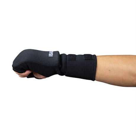 ISAMI Fist supporter Integrated wrist guard / Black / L-320