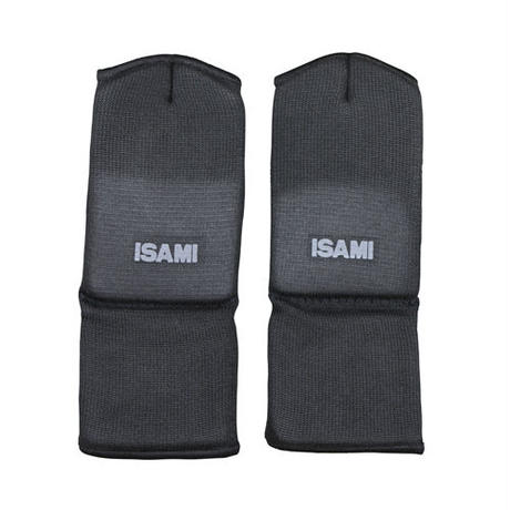 ISAMI Fist and wrist supporter For full-contact karate / Black /  l-3058