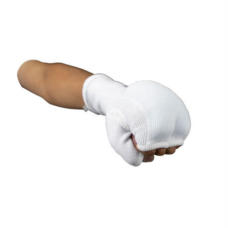 ISAMI Knuckle supporter For full-contact karate / White / l-365