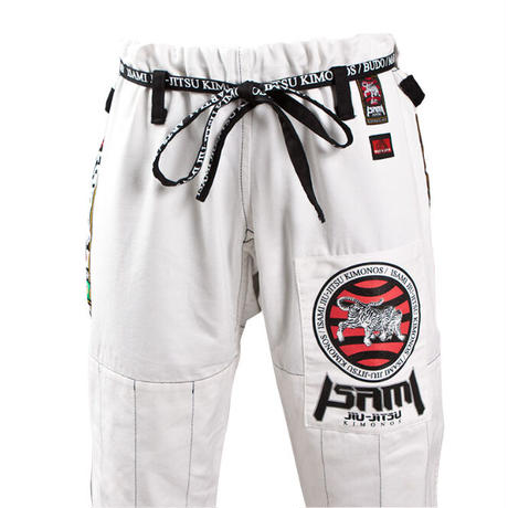 IISAMI Made in Japan TORA jiu-jitsu GI Jacket pants set JJ-450