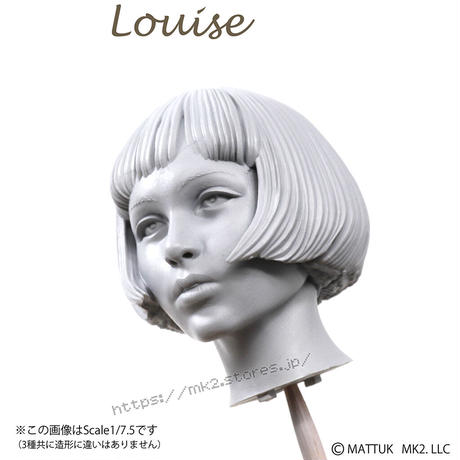 1/8.5-Head[LOUISE]