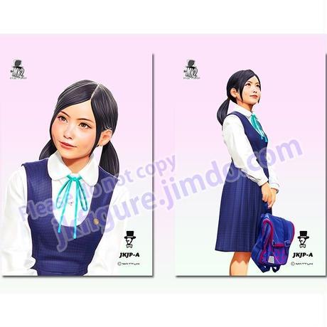 ポストカードセット012 (6枚セット) JKJP-A