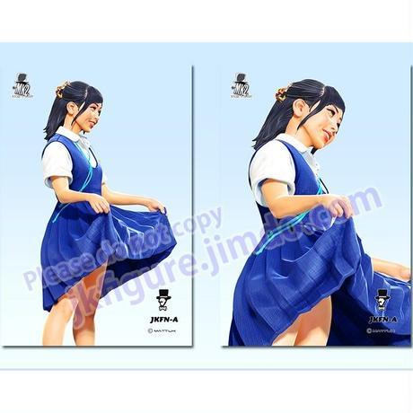 ポストカードセット014 (6枚セット) JKFN-A