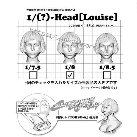 1/8-Head[LOUISE]