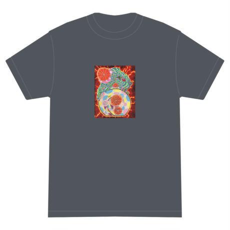 「タイヨウノウタ」 おかしなせかい オリジナル Tシャツ デニム