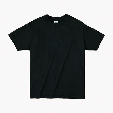「pssst」 もろほししづく オリジナル Tシャツ ブラック