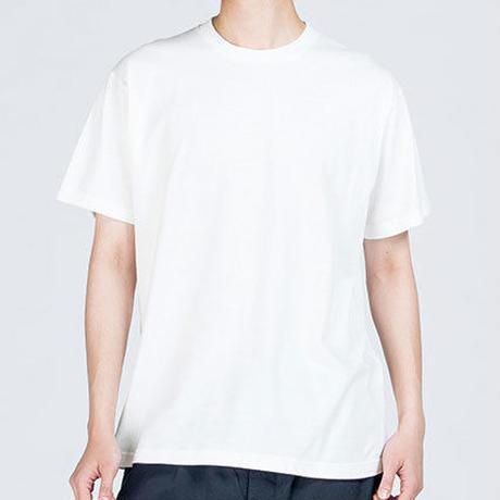 「雷の鶏」 おかしなせかい オリジナル Tシャツ ホワイト