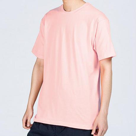 「アメリカンダイナー・チョコレート」 サナダシン オリジナル Tシャツ ライトピンク