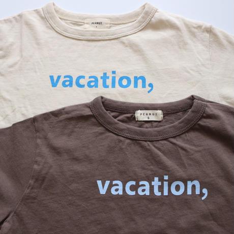 vacation, tee