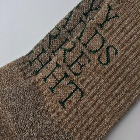 TEXT : Chestnuts (merino wool)