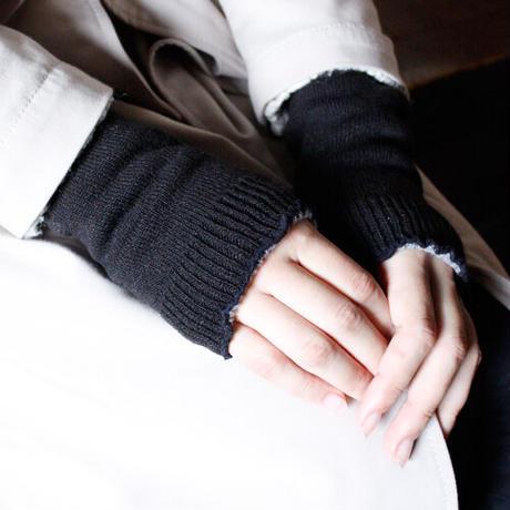 手袋いらずのぽかぽかアームウォーマー