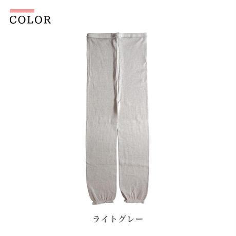 SR02 さらりさわやかな綿麻ペチパンツ(7分丈)