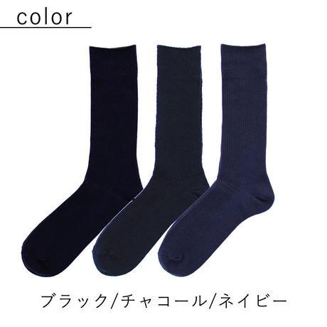 SI02 日本製・紳士 抗菌・防臭リブソックス【シンシ‐sinsi‐】