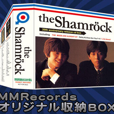 The Shamrock・BOXセット(3枚セット)