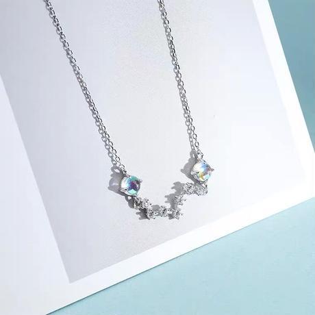 Star line necklale【R0127】