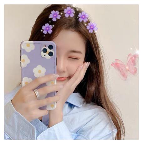 Flower♡スマホケース【E0114】