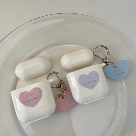 Color heart Airpods case【P0079】