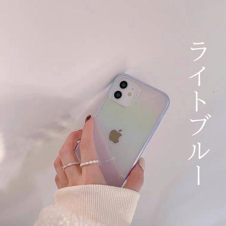 Gradation outline♡スマホケース【C0100】