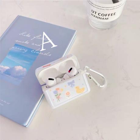 プチフラワー♡ Airpodsケース【P0031】