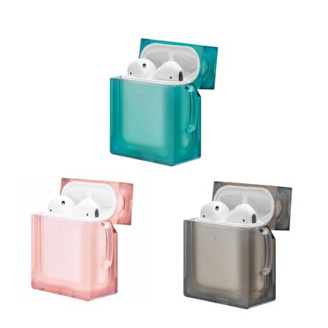 Box clear Airpods case 【P0026】