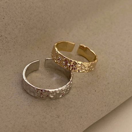 Unevenness ring 【R0032】