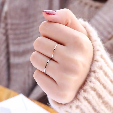 Multi cut ring 【R0035】