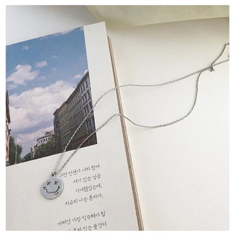 smile necklace【R0036】