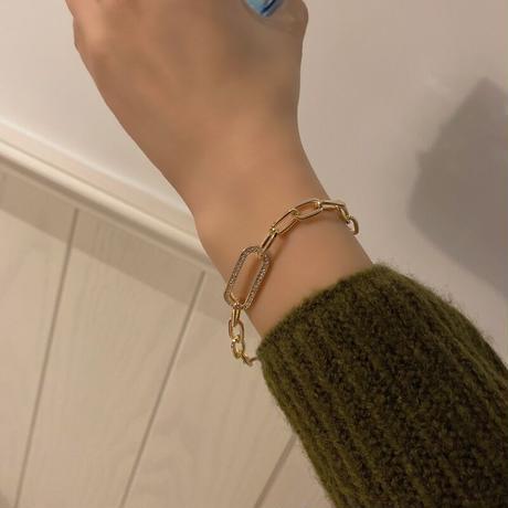 Chain bangle 【R0050】