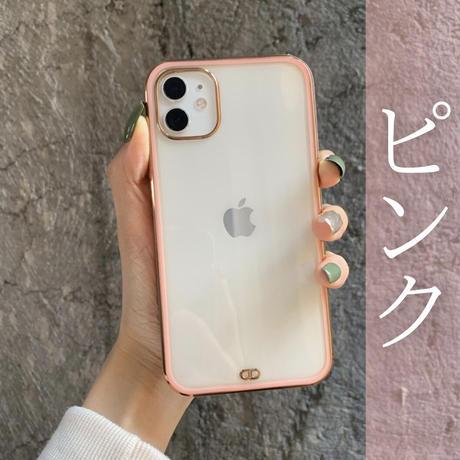 Simple line スマホケース♡【 C0178】