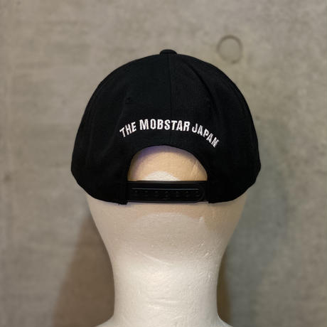 MOBSTAR CAP BLACK