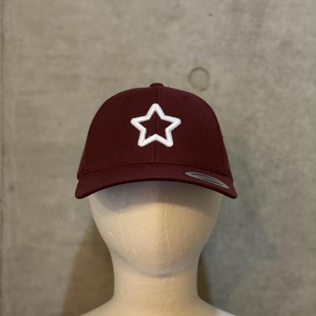 MOBSTAR CAP MAROON