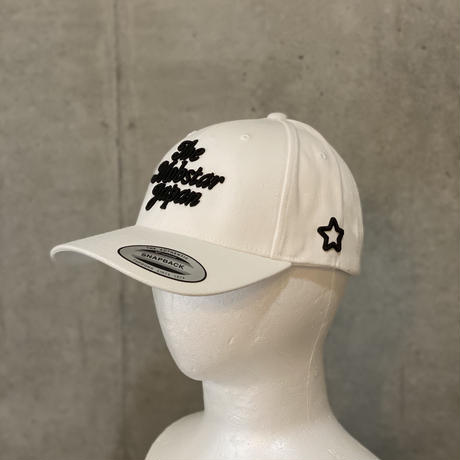 The Mobstar Japan logocap white