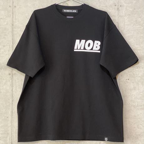 MOB T-SHIRT BLACK