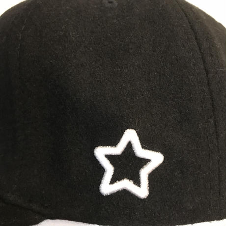 mobstar wool cap black