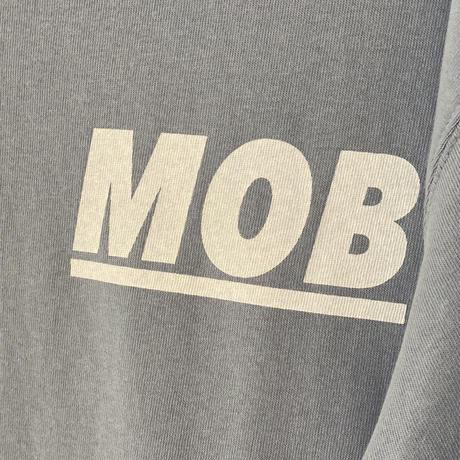 MOB T-SHIRT BLUE