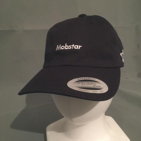 mobstar cap  vintage style       black