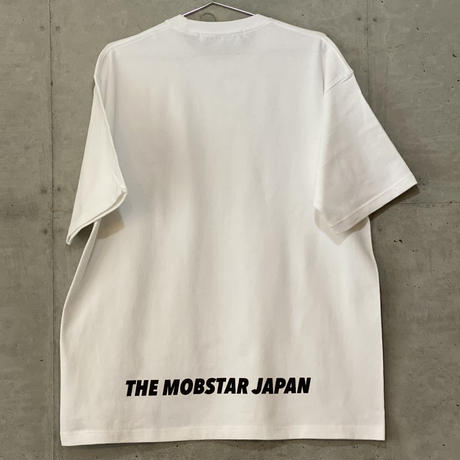MOB T-SHIRT WHITE