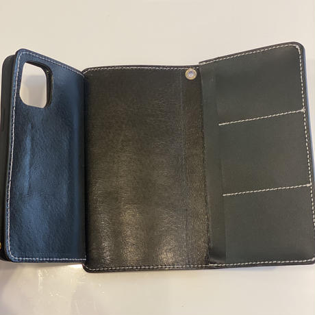 【受注】iPhone 12 Pro Max case & wallet