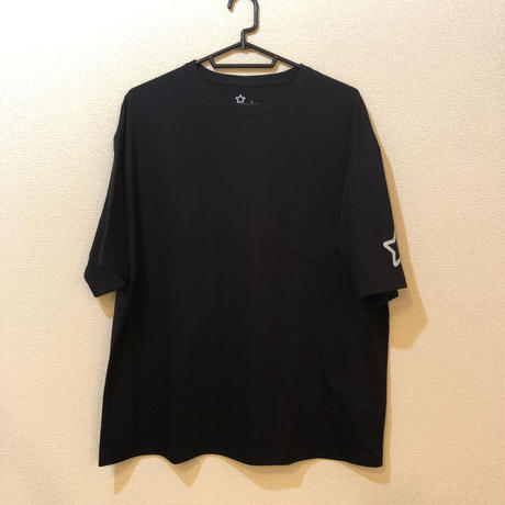 THE MOBSTAR JAPAN back print black