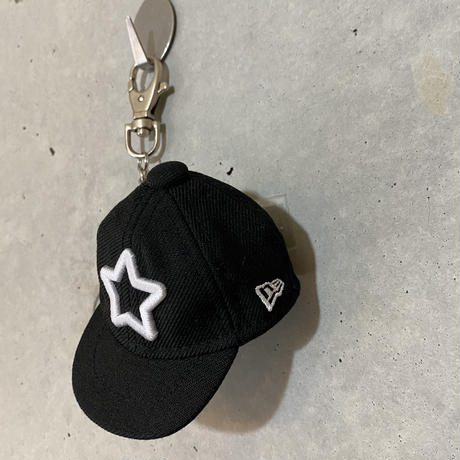 MOBSTAR × NEW ERA KEYHOLDER BLACK