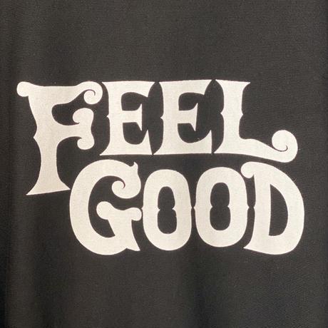 FEEL GOOD SWEATSHIRT BLACK