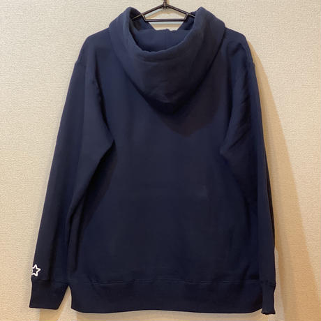 THE MOBSTAR JAPAN パーカー NAVY