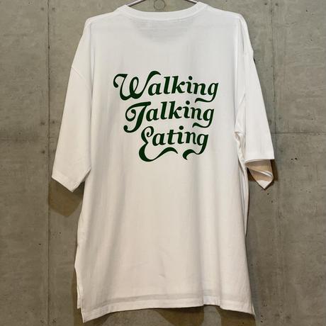 Walking T-shirt Green