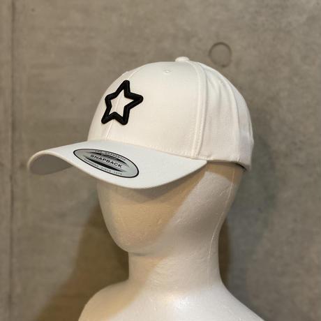 MOBSTAR CAP WHITE