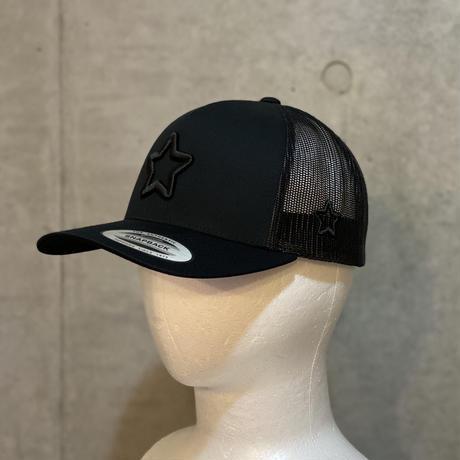 ALL BLACK mesh cap