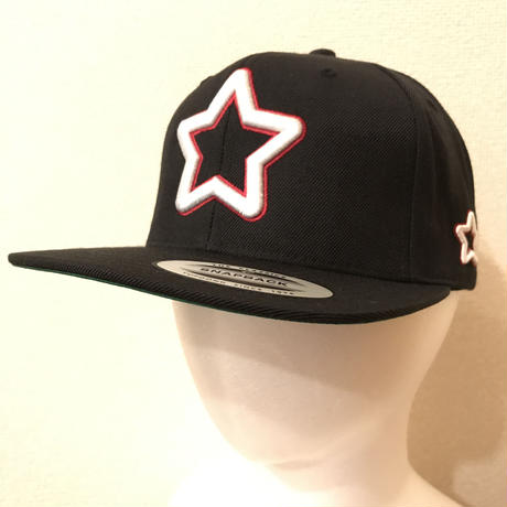 double star white & red