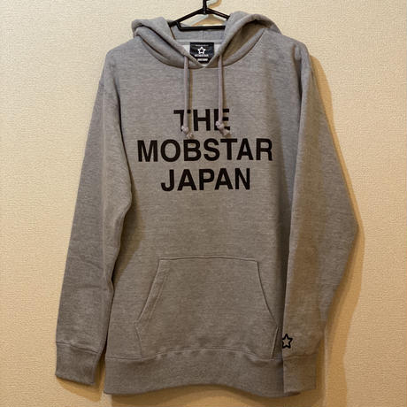 THE MOBSTAR JAPAN パーカー GREY