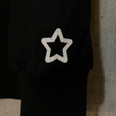 Walking long sleeve Tee black