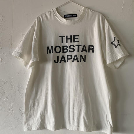 THE MOBSTAR JAPAN T-SHIRT NATURAL
