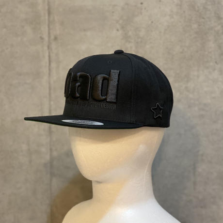 bad cap BLACK×BLACK